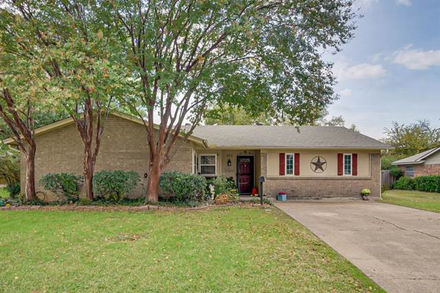 103 Cedar Street, Mansfield, TX 76063 (MLS #14237694) :: The Mitchell Group