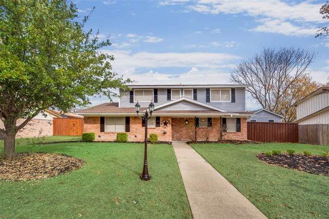 11259 Drummond Drive, Dallas, TX 75228 (MLS #14237696) :: Team Tiller