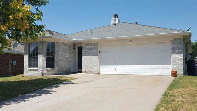 2528 Concina Way, Fort Worth, TX 76108 (MLS #14237705) :: North Texas Team | RE/MAX Lifestyle Property