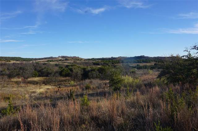 Lt 746R Sawtooth Mountain Road, Possum Kingdom Lake, TX 76449 (MLS #14237713) :: Real Estate By Design