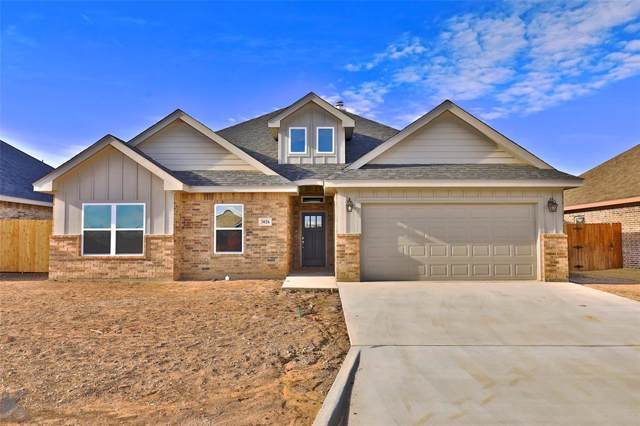 3026 Legacy Lane, Abilene, TX 79601 (MLS #14237735) :: The Chad Smith Team