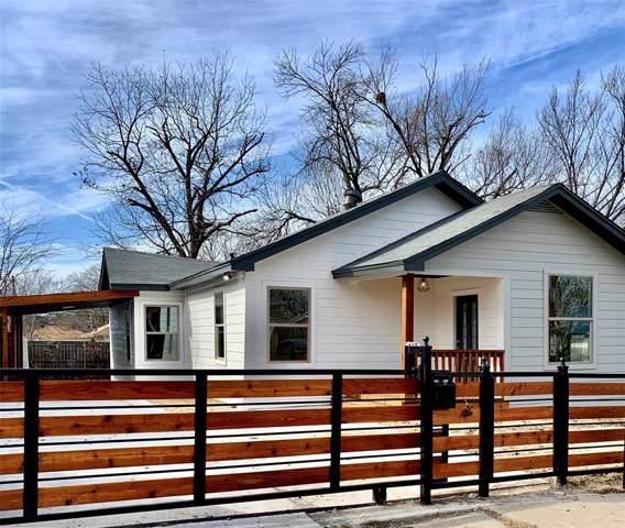 419 Lake Cliff Drive, Dallas, TX 75203 (MLS #14237737) :: RE/MAX Town & Country