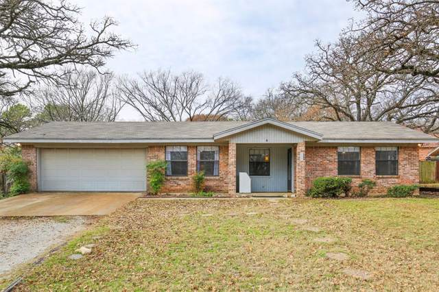 109 N Jarvis Lane, Azle, TX 76020 (MLS #14237750) :: Robbins Real Estate Group