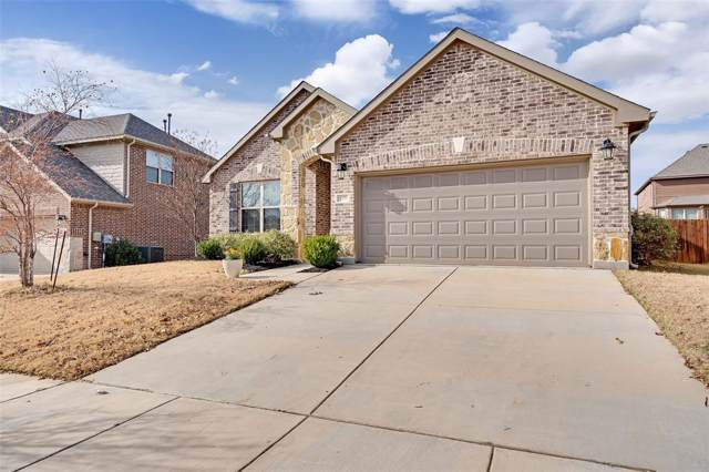 3320 Knoll Pines Road, Denton, TX 76208 (MLS #14237760) :: Maegan Brest | Keller Williams Realty