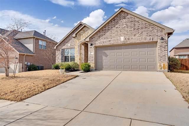 3320 Knoll Pines Road, Denton, TX 76208 (MLS #14237760) :: Maegan Brest | Keller Williams Realty