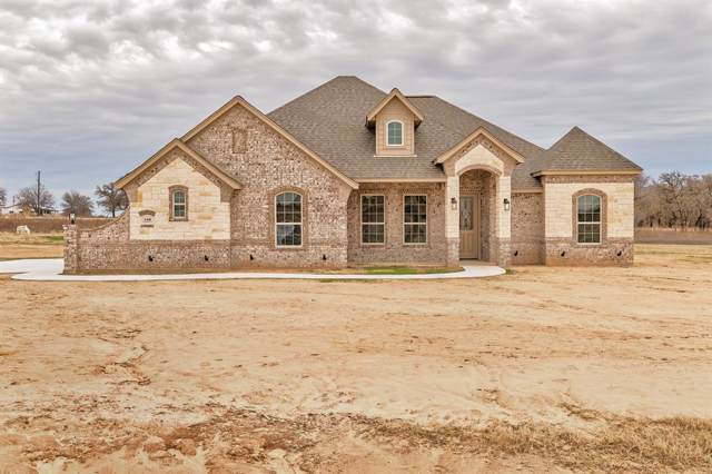 108 Knob Court, Springtown, TX 76082 (MLS #14237761) :: The Kimberly Davis Group