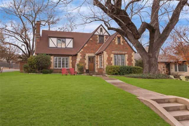 7003 San Mateo Boulevard, Dallas, TX 75223 (MLS #14237764) :: Baldree Home Team