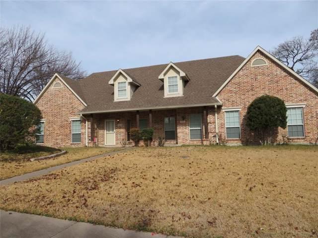 921 Cedar Ridge Drive, Desoto, TX 75115 (MLS #14237766) :: Tenesha Lusk Realty Group