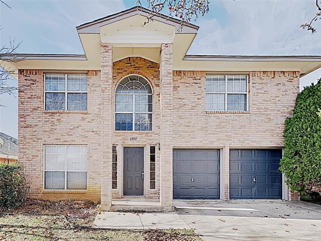 6905 Westover Way, North Richland Hills, TX 76182 (MLS #14237797) :: The Chad Smith Team