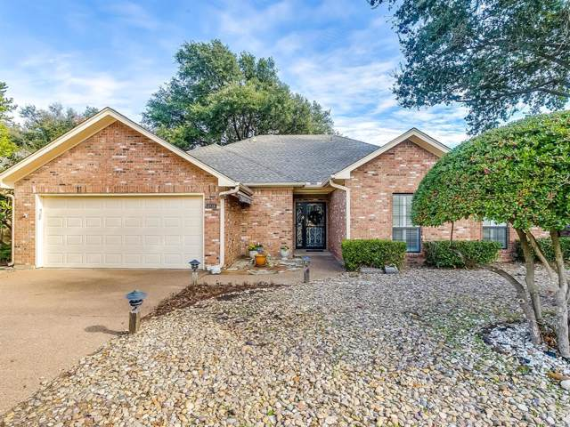 4816 Courtside Drive, Fort Worth, TX 76133 (MLS #14237819) :: Maegan Brest | Keller Williams Realty