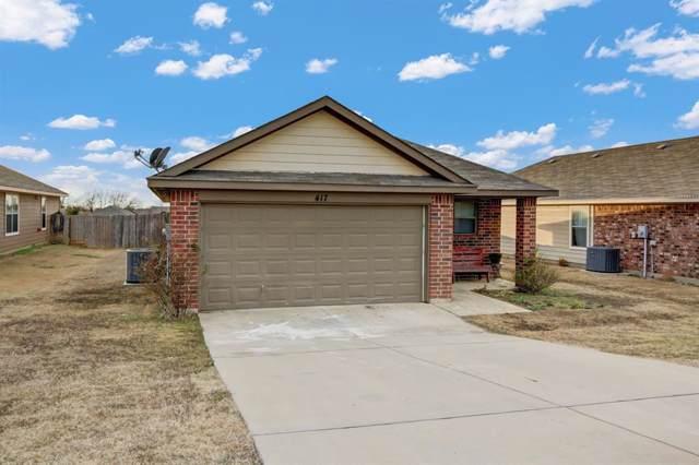 417 Glenwood Street, Gainesville, TX 76240 (MLS #14237826) :: Dwell Residential Realty