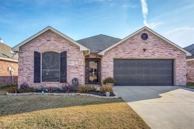 12233 Hunters Knoll Drive, Fort Worth, TX 76028 (MLS #14237837) :: The Kimberly Davis Group