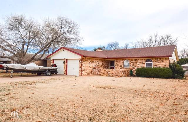 4941 Oaklawn Court, Abilene, TX 79606 (MLS #14237858) :: RE/MAX Town & Country