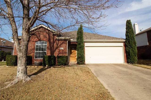 2605 Clark Drive, Corinth, TX 76210 (MLS #14237865) :: All Cities Realty