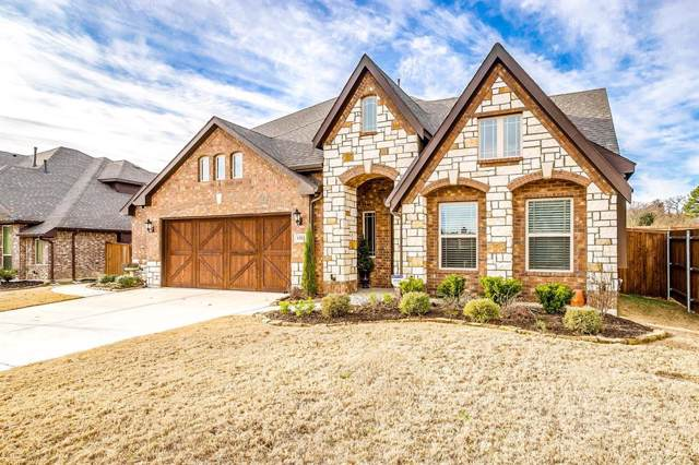 1312 Senna Drive, Burleson, TX 76028 (MLS #14237878) :: RE/MAX Pinnacle Group REALTORS