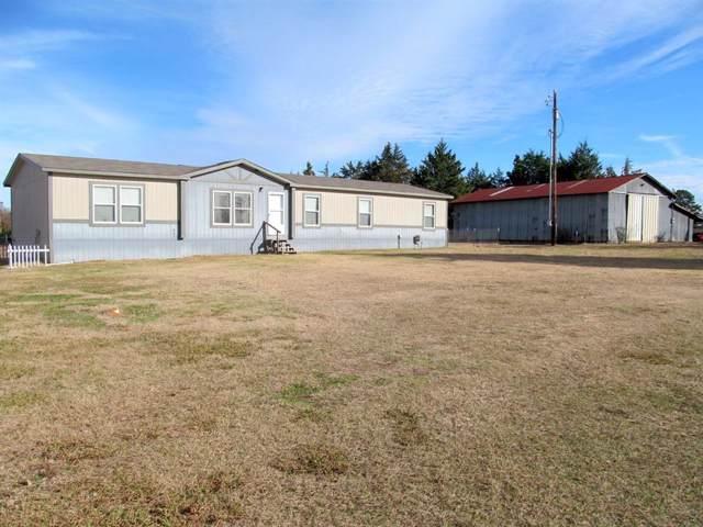 2172 County Road 4778, Winnsboro, TX 75494 (MLS #14237882) :: The Kimberly Davis Group