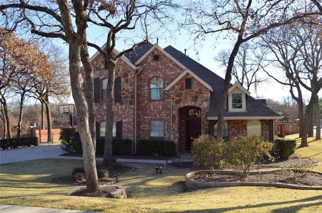 3221 Hidden Springs Drive, Corinth, TX 76210 (MLS #14237890) :: Team Hodnett