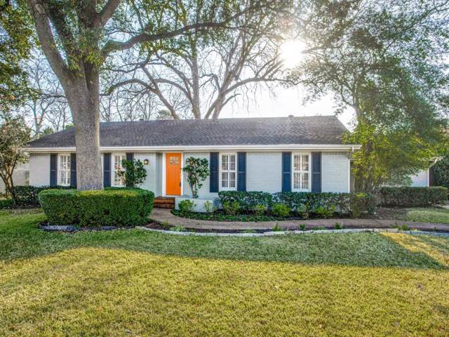 7206 E Mockingbird Lane, Dallas, TX 75214 (MLS #14237893) :: The Good Home Team