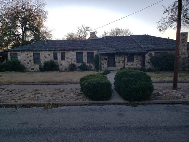 301 N 3rd Street, Alpine, TX 79830 (MLS #14237899) :: The Mitchell Group