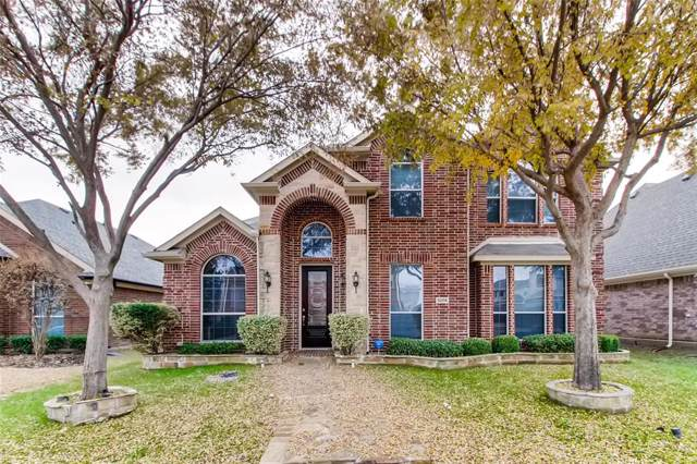 9205 Amber Downs Drive, Mckinney, TX 75072 (MLS #14237979) :: Robbins Real Estate Group