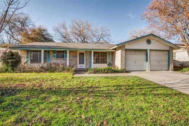 2625 Trinity Street, Irving, TX 75062 (MLS #14238000) :: Hargrove Realty Group