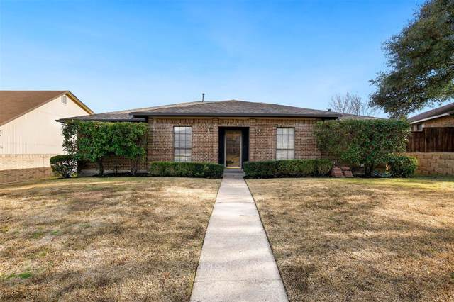4720 La Paz, Mesquite, TX 75150 (MLS #14238025) :: All Cities Realty