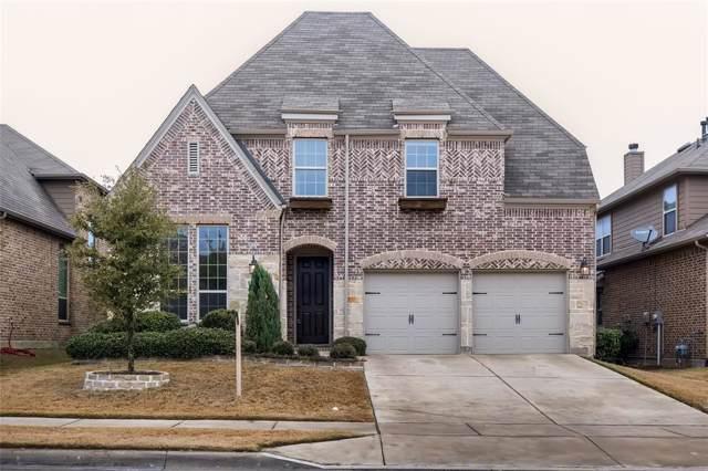 1148 Crest Breeze Drive, Fort Worth, TX 76052 (MLS #14238028) :: Baldree Home Team