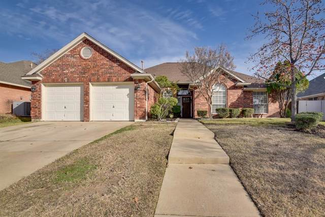 2009 Nugent Drive, Mansfield, TX 76063 (MLS #14238029) :: Robbins Real Estate Group