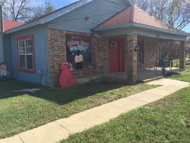 405 S Rockwall Avenue, Terrell, TX 75160 (MLS #14238031) :: The Chad Smith Team