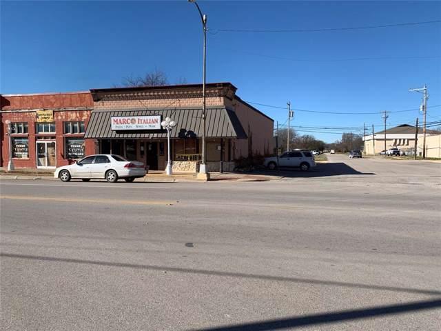 115 N Colorado Street, Whitney, TX 76692 (MLS #14238034) :: 24:15 Realty