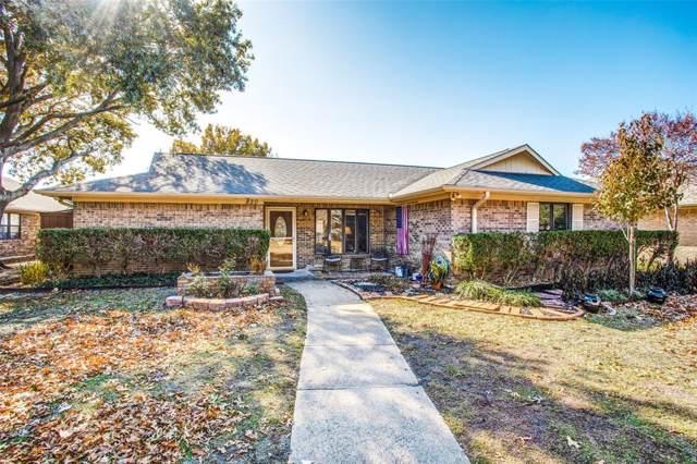 820 Green Brook Drive, Allen, TX 75002 (MLS #14238035) :: Tenesha Lusk Realty Group