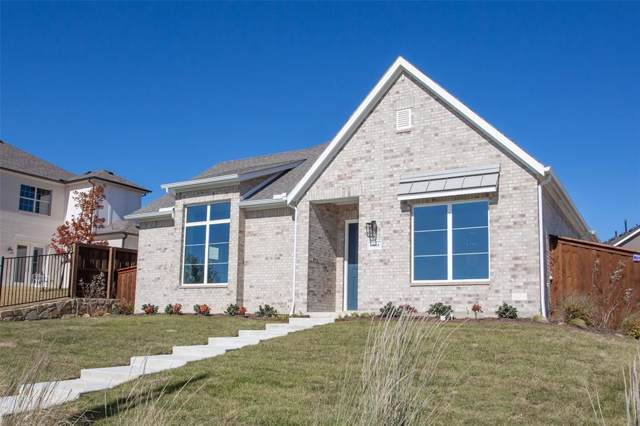 14024 Walsh, Fort Worth, TX 76008 (MLS #14238051) :: RE/MAX Town & Country