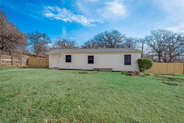 6397 Renwood Drive, Fort Worth, TX 76140 (MLS #14238061) :: All Cities Realty