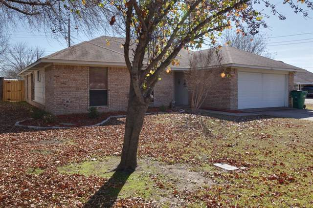 104 Meadow Drive, Crandall, TX 75114 (MLS #14238072) :: The Kimberly Davis Group