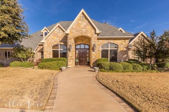 2310 La Cantera Court, Abilene, TX 79606 (MLS #14238078) :: RE/MAX Pinnacle Group REALTORS