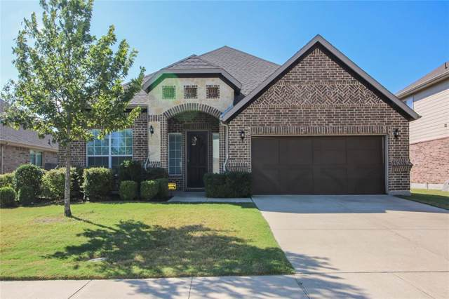 4312 Garden Path Lane, Mansfield, TX 76063 (MLS #14238079) :: Tenesha Lusk Realty Group