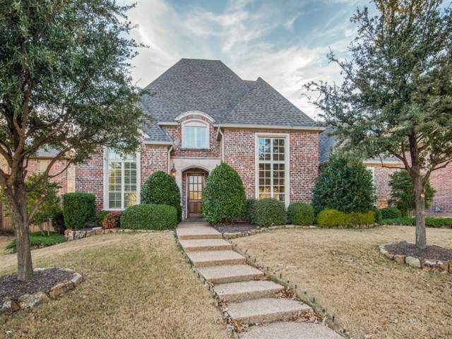 10991 Tularosa Lane, Frisco, TX 75033 (MLS #14238110) :: All Cities Realty