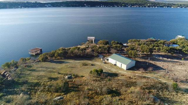 5335 Power Road, Possum Kingdom Lake, TX 76450 (MLS #14238116) :: Baldree Home Team