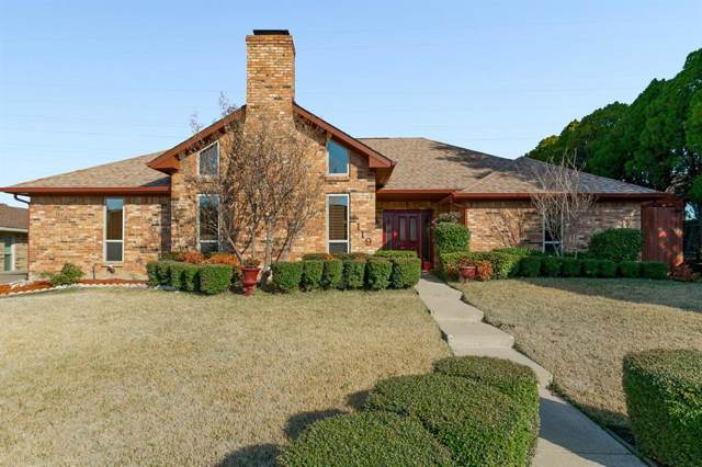 2119 Hunters Ridge Drive, Carrollton, TX 75006 (MLS #14238118) :: The Tierny Jordan Network