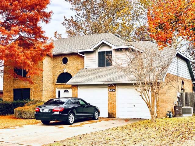 4454 Kessler Street, Grand Prairie, TX 75052 (MLS #14238121) :: The Kimberly Davis Group