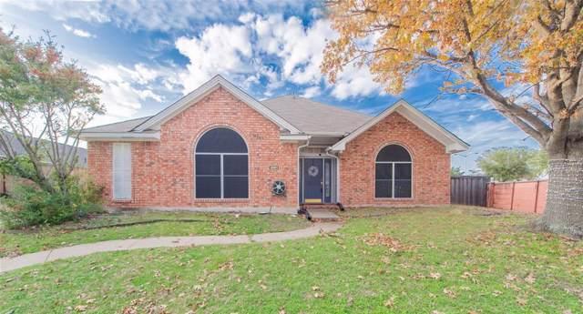 2001 Lancecrest Drive, Garland, TX 75044 (MLS #14238128) :: Van Poole Properties Group