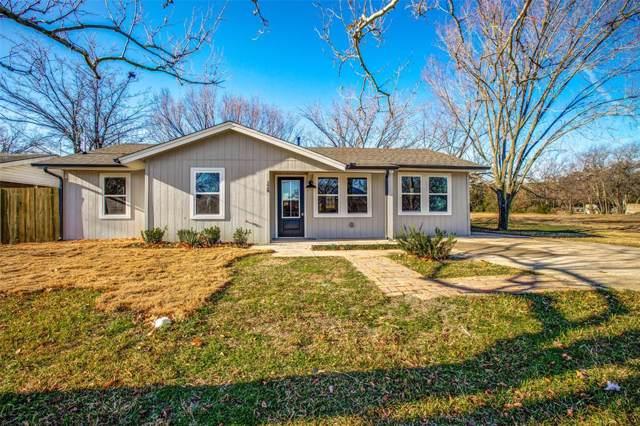 128 Elder Street, Waxahachie, TX 75165 (MLS #14238130) :: RE/MAX Town & Country