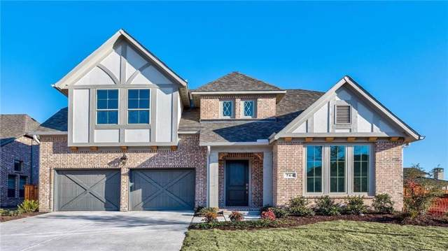 764 Thoroughbred Avenue, Frisco, TX 75036 (MLS #14238131) :: Tenesha Lusk Realty Group