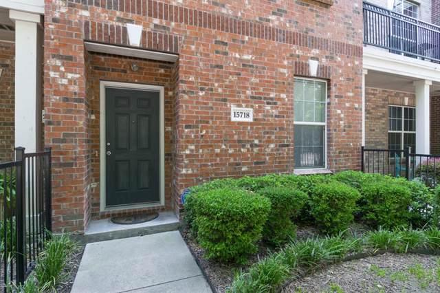 15718 Quorum Drive #4, Addison, TX 75001 (MLS #14238142) :: Caine Premier Properties