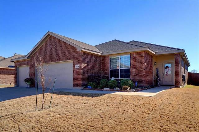 1634 Totem Pole Way, Krum, TX 76249 (MLS #14238143) :: Maegan Brest | Keller Williams Realty
