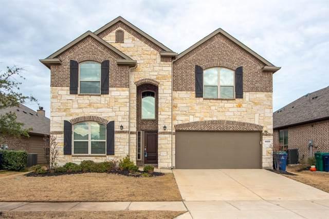 16605 Dry Creek Boulevard, Prosper, TX 75078 (MLS #14238145) :: Tenesha Lusk Realty Group
