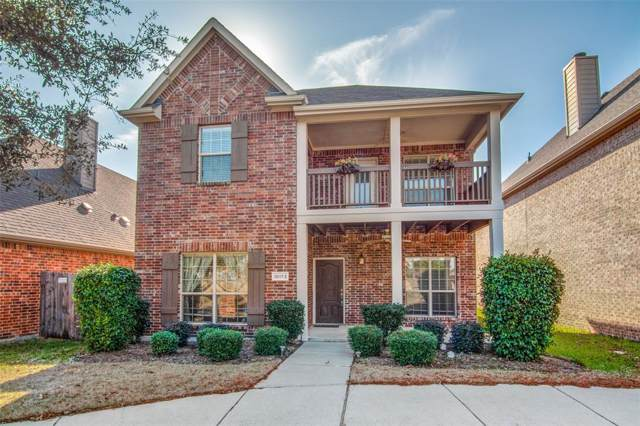 10173 Limbercost Lane, Frisco, TX 75035 (MLS #14238147) :: The Good Home Team