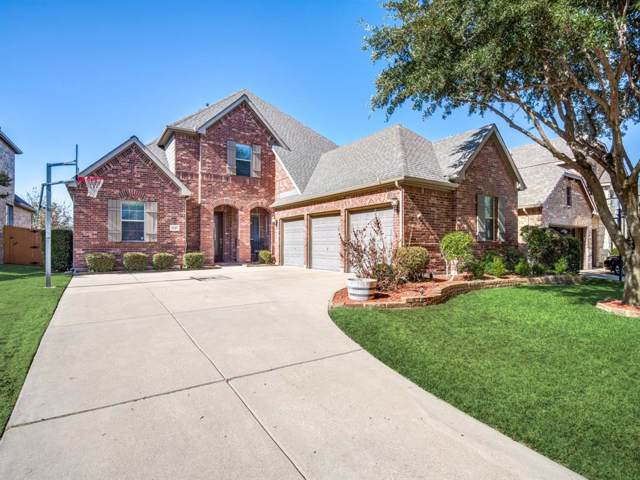9645 Ben Hogan Lane, Fort Worth, TX 76244 (MLS #14238157) :: The Chad Smith Team
