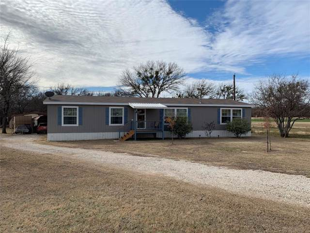 383 Howard Road, Weatherford, TX 76088 (MLS #14238178) :: All Cities Realty