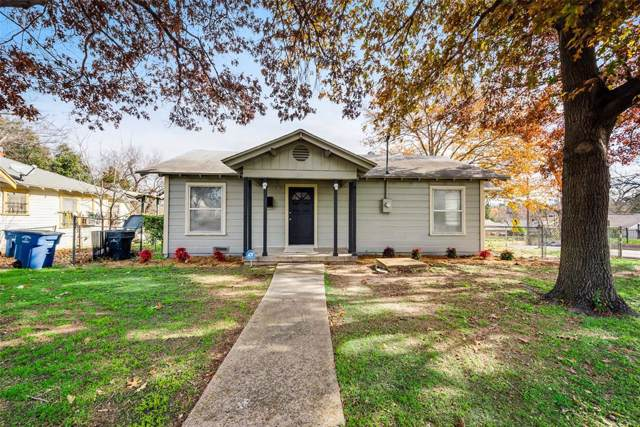 522 S Barnett Avenue, Dallas, TX 75211 (MLS #14238179) :: Ann Carr Real Estate
